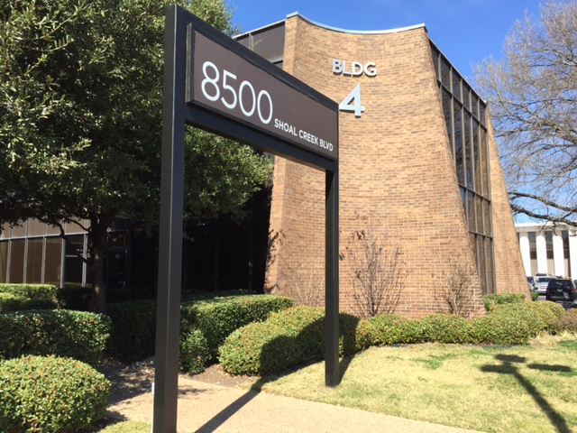 8500 Shoal Creek Blvd, Building 4, Suite 106, Austin TX 78757